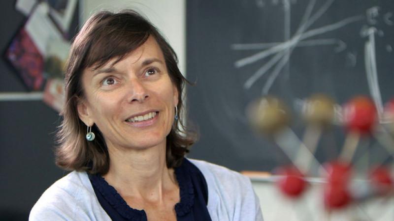 Nhà nữ khoa học người Anh Nicola A.Spaldin đã thành công trong việc cấy ghép các vật liệu điện từ mới cho các thiết bị điện tử nhỏ và mạnh hơn.