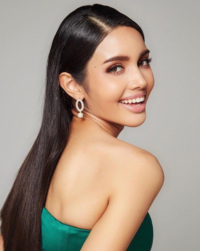 Người mẫu 27 tuổi đăng quang Hoa hậu Hoàn vũ Thái Lan 2020 - Ảnh 7.