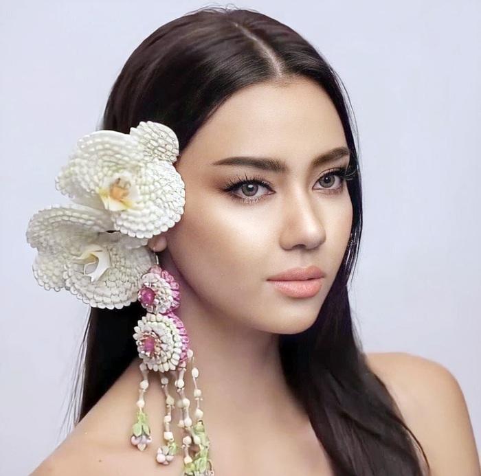 Người mẫu 27 tuổi đăng quang Hoa hậu Hoàn vũ Thái Lan 2020 - Ảnh 2.