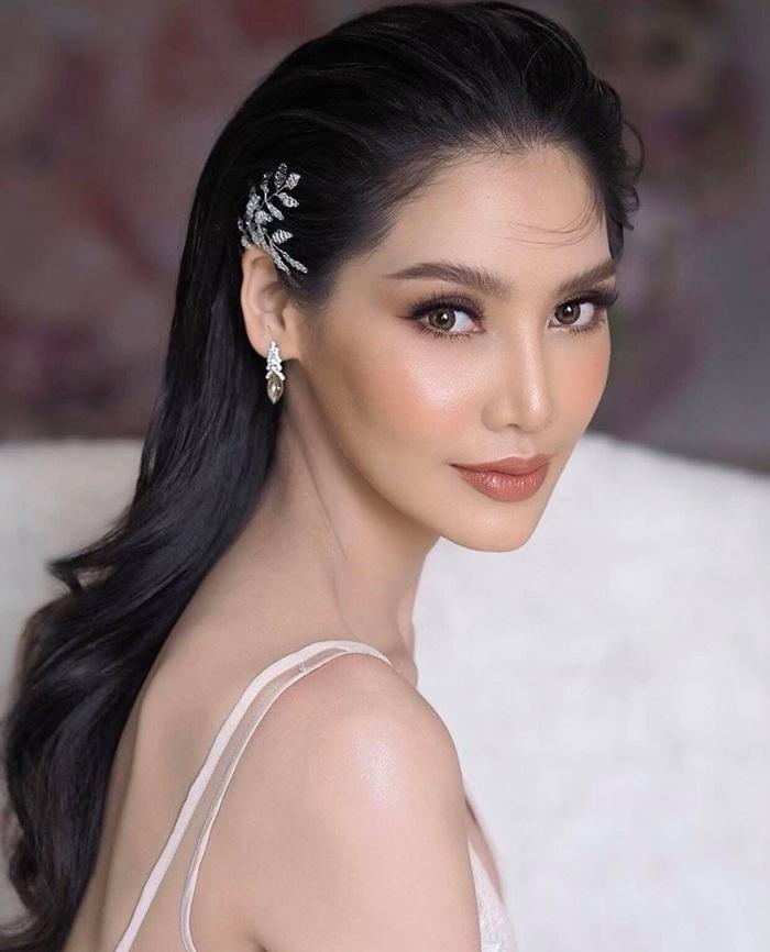 Người mẫu 27 tuổi đăng quang Hoa hậu Hoàn vũ Thái Lan 2020 - Ảnh 8.