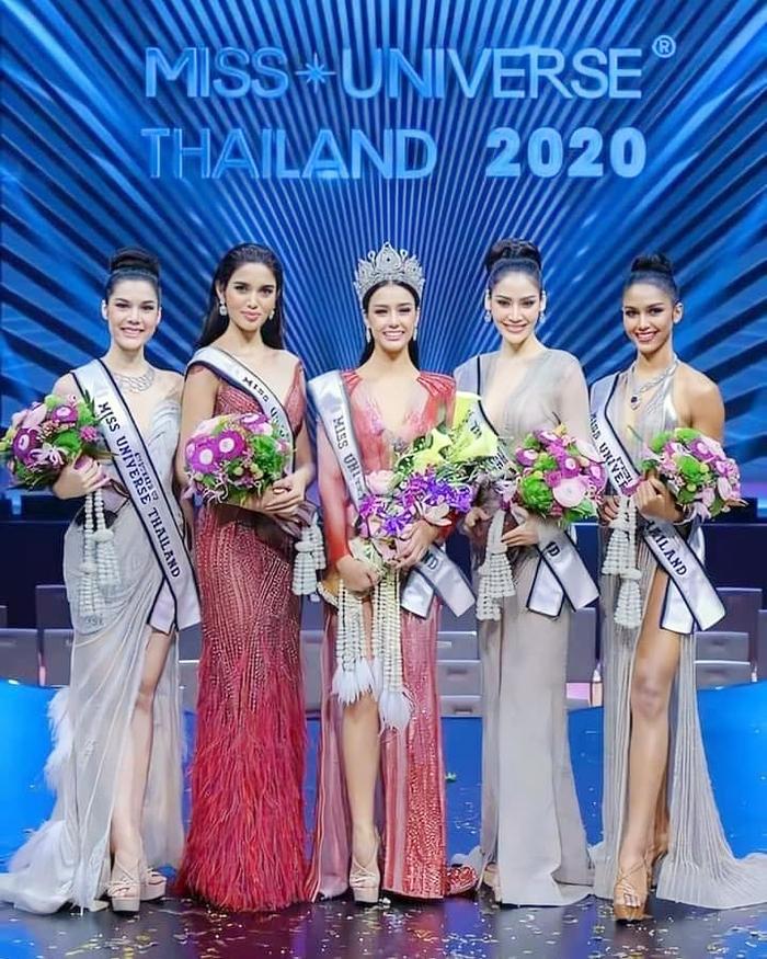 Người mẫu 25 tuổi đăng quang Hoa hậu Hoàn vũ Thái Lan 2020 - Ảnh 7.
