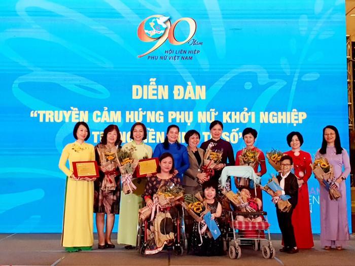 Lễ trao giải Cuộc thi Phụ nữ khởi nghiệp năm 2020 vinh danh 68 dự án xuất sắc - Ảnh 1.