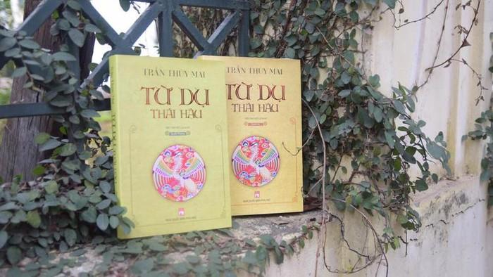 """Độc giả sẽ được mua bộ tiểu thuyết """"Từ Dụ Thái hậu"""" của NXB Phụ nữ Việt Nam với giá chiết khấu 40% so với giá bìa"""
