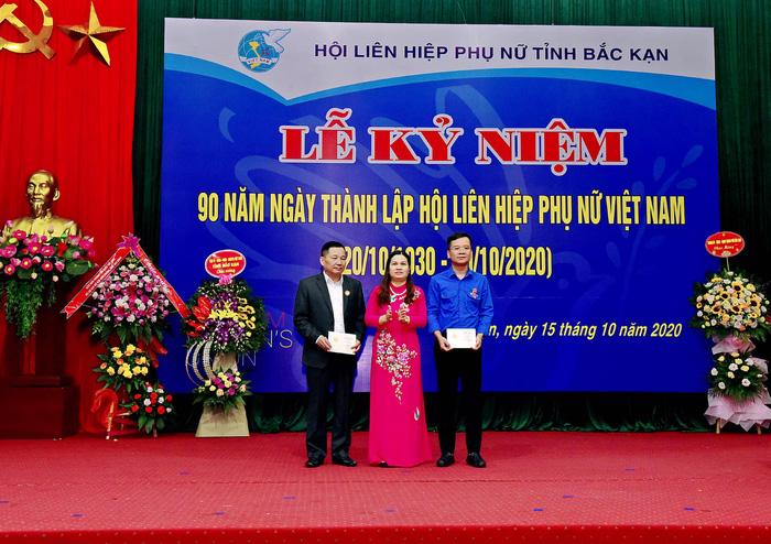 Bắc Kạn kỷ niệm 90 năm Ngày thành lập Hội LHPN Việt Nam - Ảnh 1.