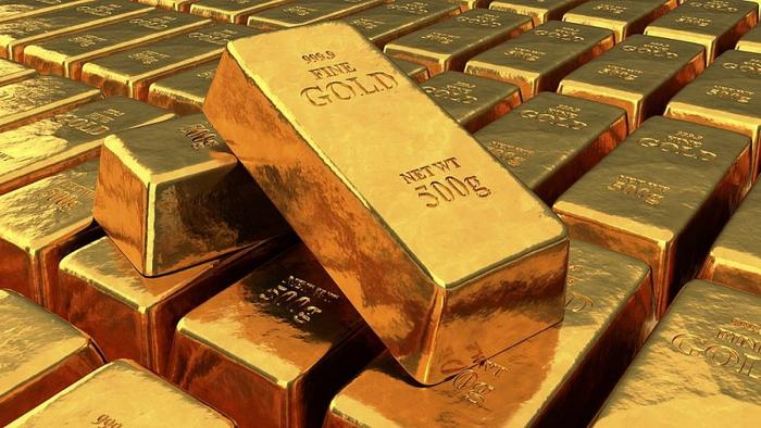 """Vàng thế giới giảm sâu, giá vàng trong nước """"án binh bất động"""" - Ảnh 1."""