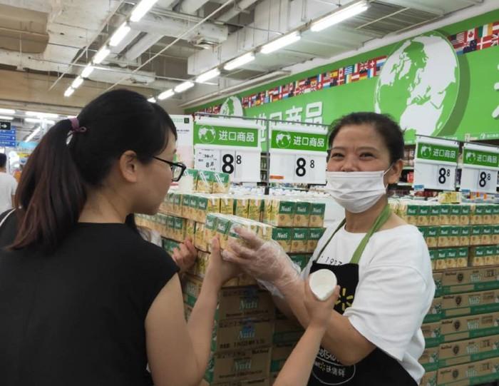NutiFood mở rộng kênh phân phối thông qua đại siêu thị WALMART - Ảnh 3.