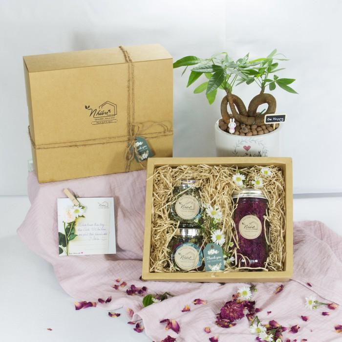 """Quà tặng từ hoa """"xanh"""" được ưa chuộng trong ngày Phụ nữ Việt Nam  - Ảnh 4."""