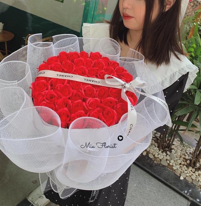 """Quà tặng từ hoa """"xanh"""" được ưa chuộng trong ngày Phụ nữ Việt Nam  - Ảnh 3."""