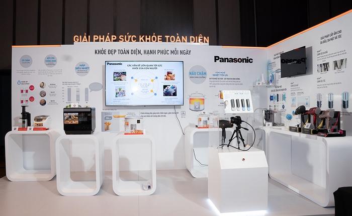 Panasonic phát triển công nghệ xoay quanh sức khỏe con người - Ảnh 1.