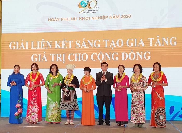 Phụ nữ Việt Nam nỗ lực lan tỏa tinh thần Quốc gia khởi nghiệp  - Ảnh 3.