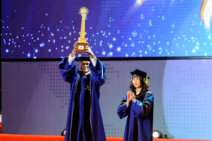 Đại học VinUni chính thức khai giảng năm học đầu tiên  - Ảnh 4.