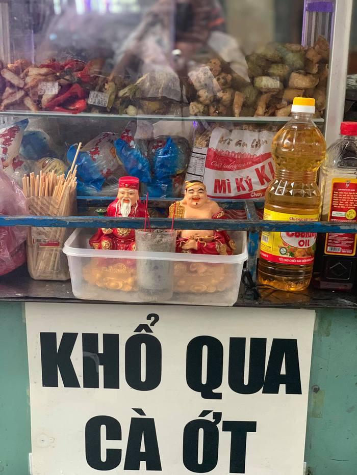 Khổ qua, cà, ớt – món ăn lạ miệng cực hấp dẫn ở Sài thành  - Ảnh 1.