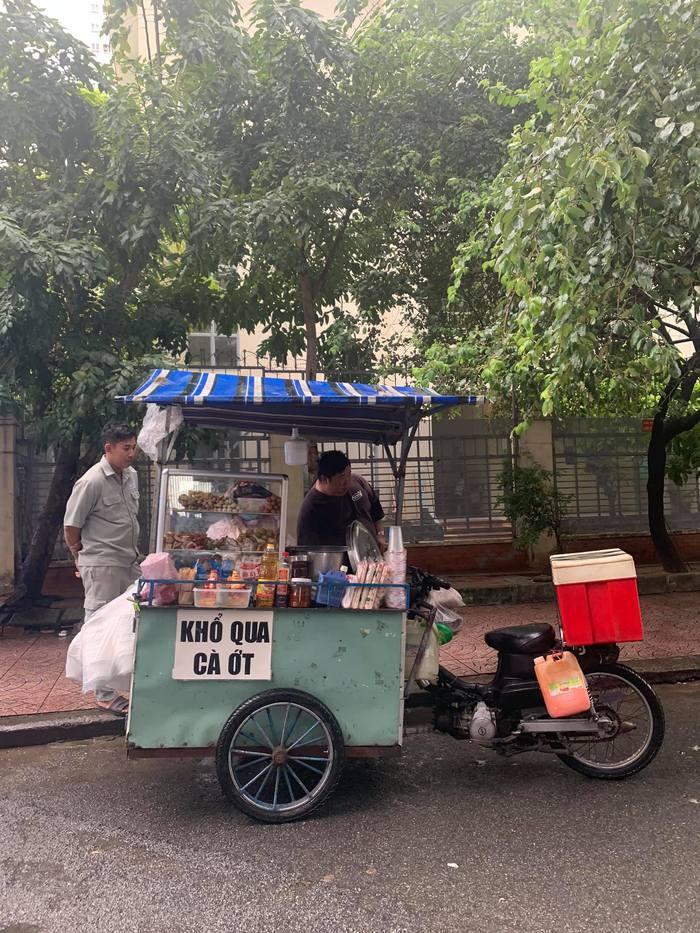 Khổ qua, cà, ớt – món ăn lạ miệng cực hấp dẫn ở Sài thành  - Ảnh 3.