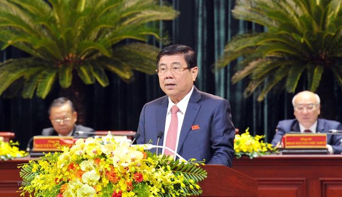 Đồng chí Nguyễn Văn Nên được bầu giữ chức Bí thư Thành ủy TPHCM - Ảnh 1.