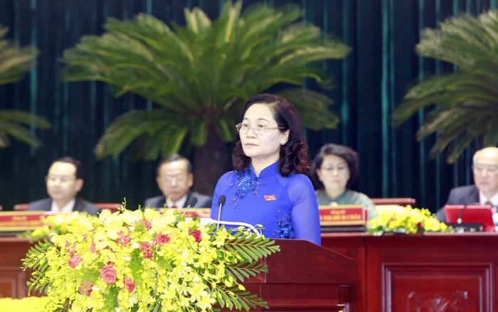 Đồng chí Nguyễn Văn Nên được bầu giữ chức Bí thư Thành ủy TPHCM - Ảnh 2.