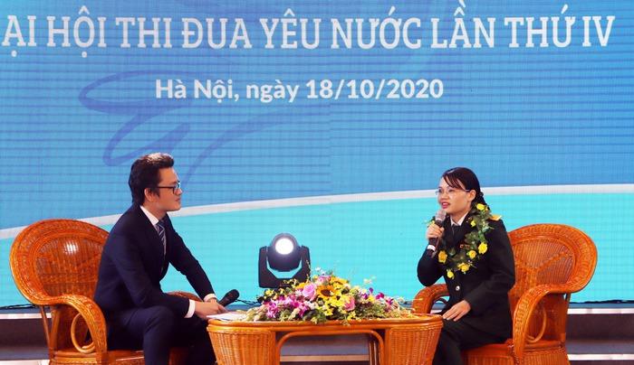 Đại hội Thi đua yêu nước Hội LHPNVN lần thứ IV: Tuyên dương 71 tập thể và 264 cá nhân tiêu biểu - Ảnh 1.