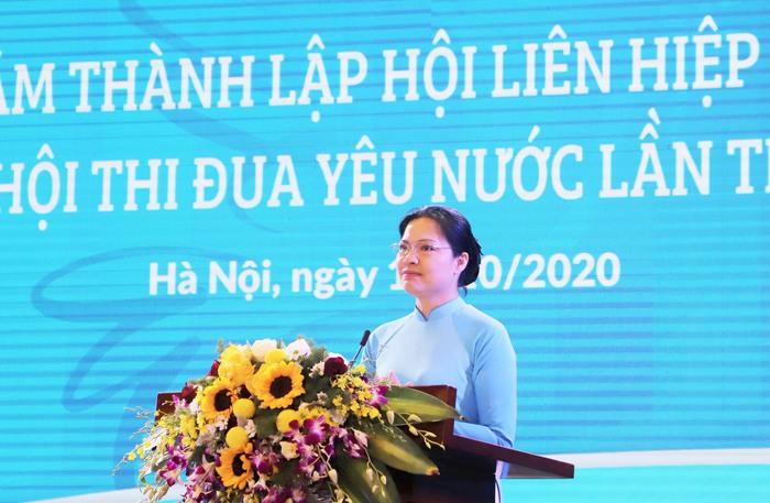 Kỷ niệm 90 năm thành lập, Hội LHPN Việt Nam đón nhận Huân chương Lao động hạng Nhất - Ảnh 1.