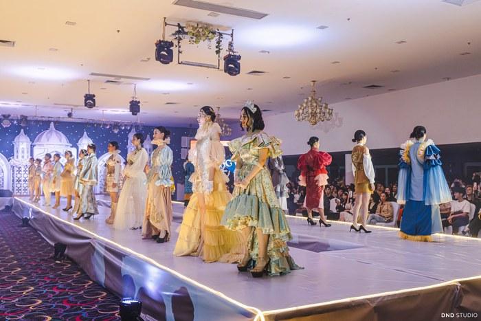 """""""Dương Vĩ"""" - Những thiết kế thời trang độc đáo của học sinh Hà thành - Ảnh 4."""