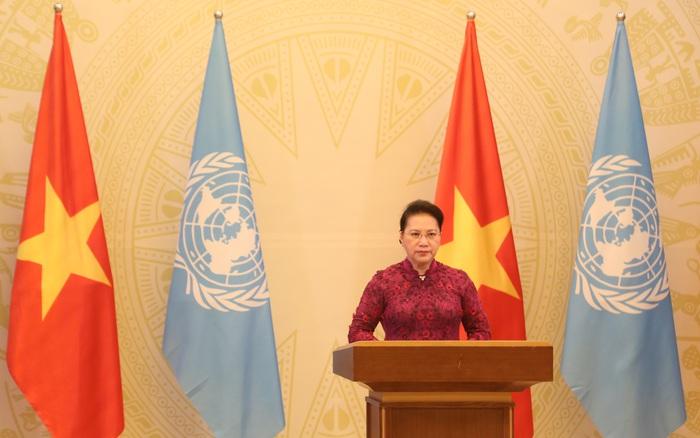 """""""Thúc đẩy bình đẳng giới và trao quyền cho phụ nữ là chủ trương nhất quán của Việt Nam"""""""