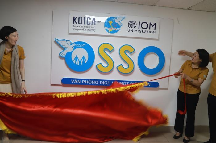 Văn phòng OSSO: Địa chỉ tin cậy của phụ nữ di cư hồi hương và gia đình họ - Ảnh 2.