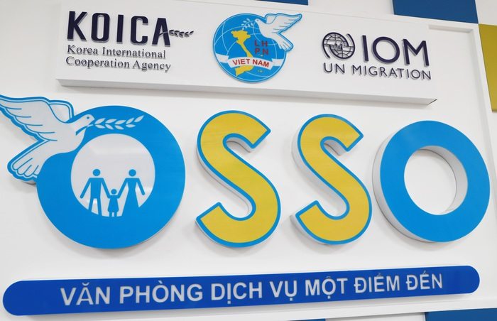 Văn phòng OSSO: Địa chỉ tin cậy của phụ nữ di cư hồi hương và gia đình họ - Ảnh 7.