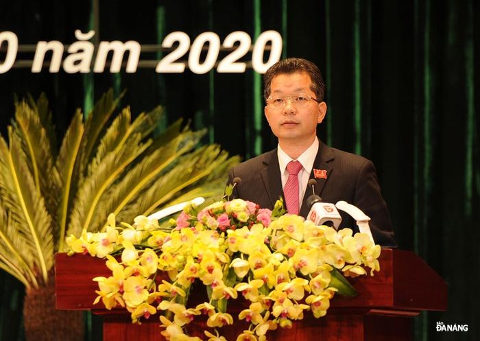 Có 1 đại biểu nữ trong Ban Thường vụ Thành ủy Đà Nẵng - Ảnh 1.