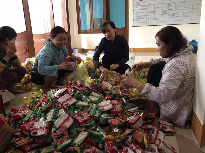 Hội LHPN tỉnh Quảng Bình khẩn trương hỗ trợ khắc phục hậu quả sau lũ - Ảnh 2.