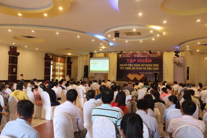 Hội Bảo vệ người tiêu dùng Việt Nam hướng dẫn sử dụng điện tiết kiệm, an toàn và hiệu quả - Ảnh 3.
