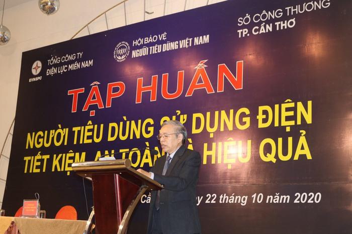 Hội Bảo vệ người tiêu dùng Việt Nam hướng dẫn sử dụng điện tiết kiệm, an toàn và hiệu quả - Ảnh 1.