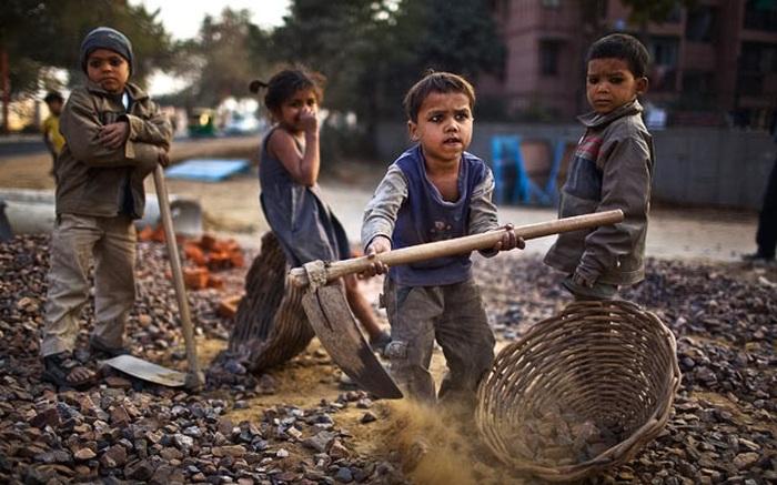 Đại dịch Covid-19 làm gia tăng nạn buôn bán trẻ em ở Ấn Độ - 1