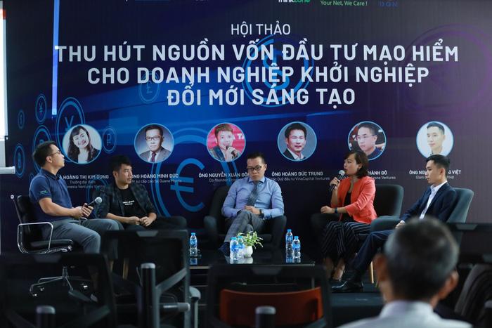 Quỹ nội và quỹ ngoại hợp tác khơi thông vốn  cho startup Việt - Ảnh 1.