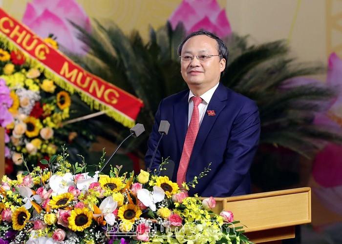 Tỷ lệ nữ trong Ban chấp hành Đảng bộ Hưng Yên là 13,58%, giảm nhẹ so với nhiệm kỳ trước - Ảnh 2.