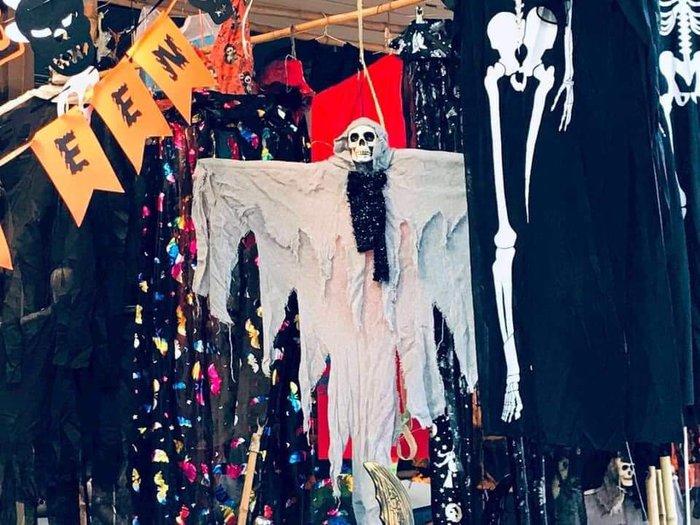 """""""Ma quỷ"""" tràn ngập phố phường trong dịp lễ Halloween - Ảnh 1."""