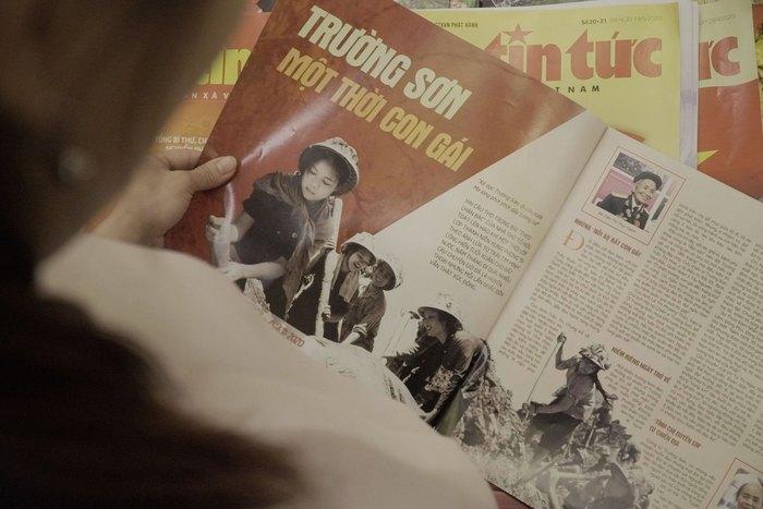 Hội Nhà báo Việt Nam khai mạc trưng bày hàng nghìn ấn phẩm báo chí tiêu biểu và triển lãm ảnh - Ảnh 11.