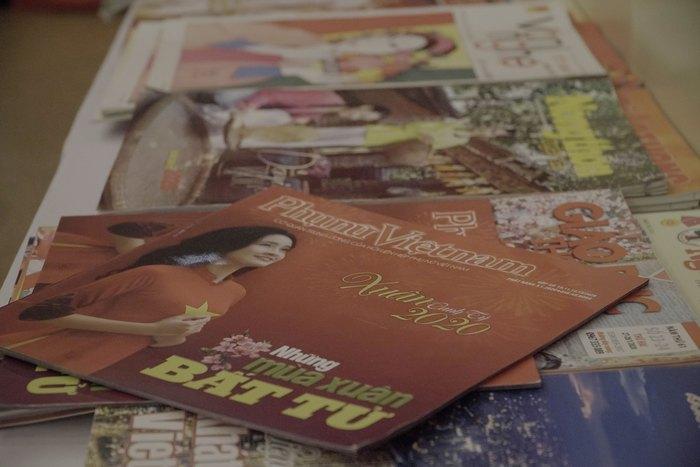 Hội Nhà báo Việt Nam khai mạc trưng bày hàng nghìn ấn phẩm báo chí tiêu biểu và triển lãm ảnh - Ảnh 12.