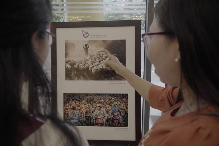 Hội Nhà báo Việt Nam khai mạc trưng bày hàng nghìn ấn phẩm báo chí tiêu biểu và triển lãm ảnh - Ảnh 16.