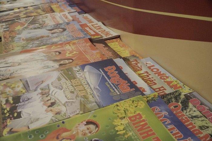 Hội Nhà báo Việt Nam khai mạc trưng bày hàng nghìn ấn phẩm báo chí tiêu biểu và triển lãm ảnh - Ảnh 7.