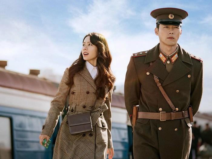 Hyun Bin và Son Je Jin trong phim