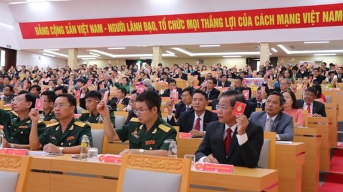 Bình Phước: Ban Thường vụ Tỉnh ủy chiếm 40% là nữ - Ảnh 1.