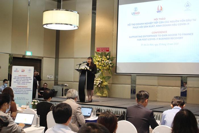 TPHCM: Kết nối vốn đầu tư cho gần 500 doanh nghiệp vừa và nhỏ - Ảnh 1.