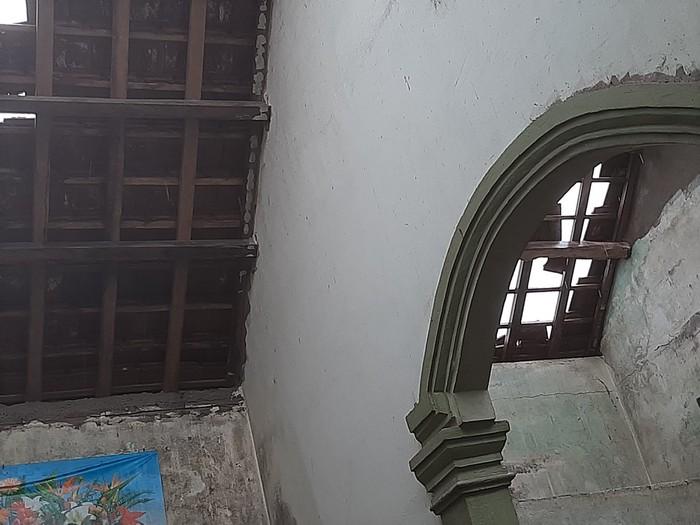 Lộc Hà - Hà Tĩnh: Lốc xoáy làm hàng chục nhà dân bị tốc mái - Ảnh 3.