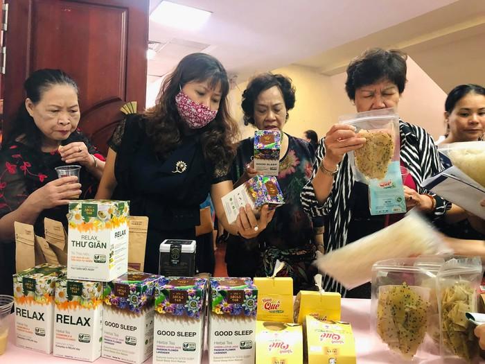 Hội LHPN Việt Nam chung tay phát động phong trào xây dựng Cộng đồng tiêu dùng Nông nghiệp sạch - Ảnh 3.