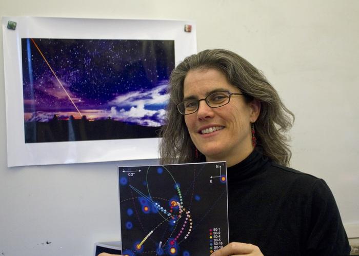 Nobel Vật lý 2020 vinh danh nhà khoa học nữ tài năng - Ảnh 3.