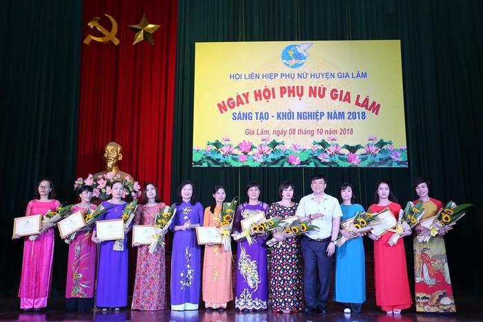 Phụ nữ Gia Lâm giúp nhau phát triển kinh tế, khởi nghiệp  - Ảnh 3.