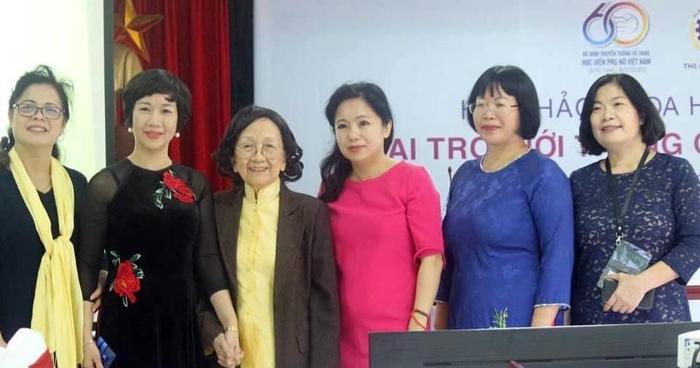 Nâng cao quyền năng cho phụ nữ tác động tới sự phát triển bền vững của gia đình   - Ảnh 1.