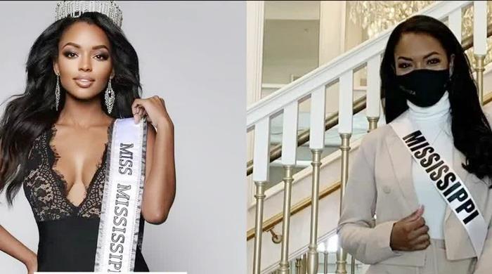 Người đẹp Mississippi đăng quang Hoa hậu Mỹ, lộ diện đối thủ mạnh của Khánh Vân  - Ảnh 1.