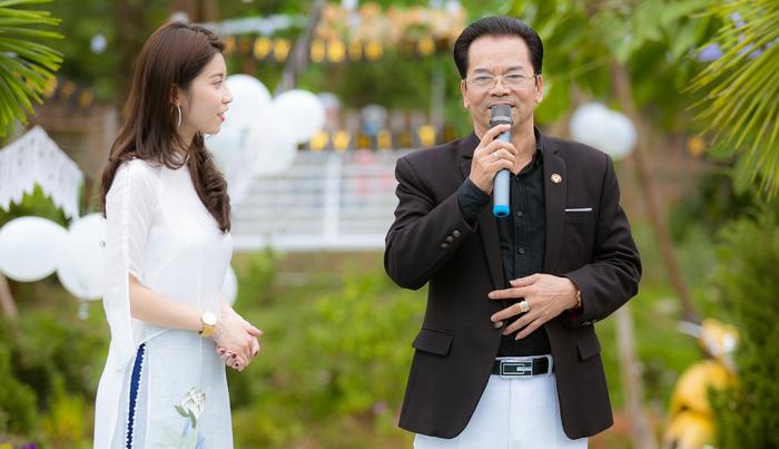 """Thành viên danh dự của CLB Hanh phúc tuổi trung niên - NSND Trần Nhượng chia sẻ tại Gala """"Có hẹn với thanh xuân"""""""