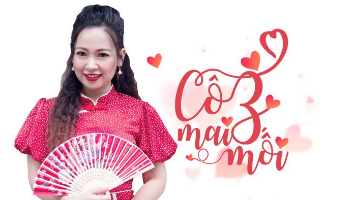 """Kênh """"Cô 3 mai mối"""" được sáng lập và phát triển bởi đạo diễn Hoàng Lê Na"""