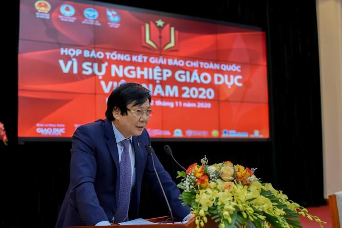 """50 tác phẩm đoạt Giải Báo chí toàn quốc """"Vì sự nghiệp Giáo dục Việt Nam"""" - Ảnh 1."""