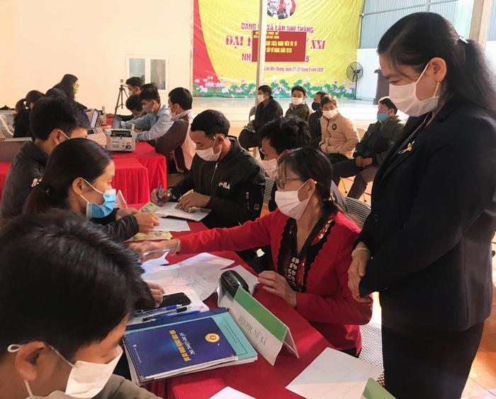 Lai Châu: đồng vốn tín dụng chính sách đạt hiệu quả tốt nhờ vai trò Ban đại diện HĐQT các cấp được nâng cao - Ảnh 1.